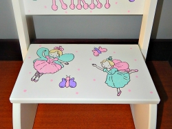 Fairy Step Stool