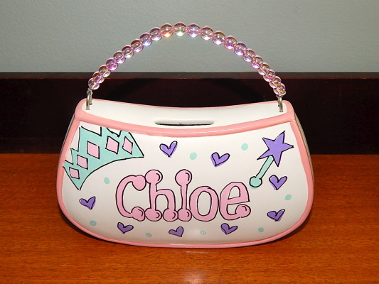 Princess Purse Bank