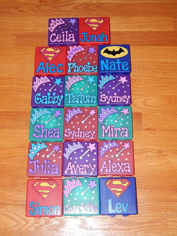 Batman, Superman, Princess Theme