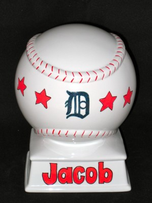 Detroit Tigers Bank