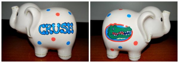 Florida Gator Bank