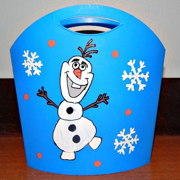 Olaf, Frozen Party Favor