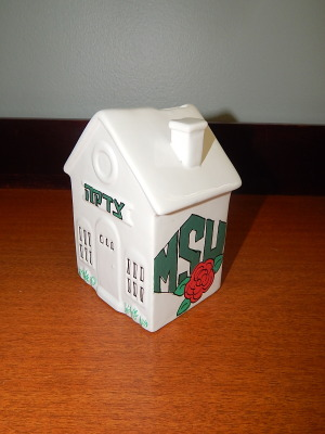 Michigan State Tzedakah Box