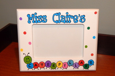 Teacher Gift Frame