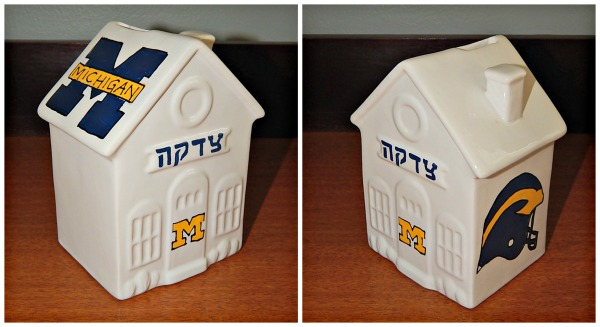 University of Michigan Tzedakah Box