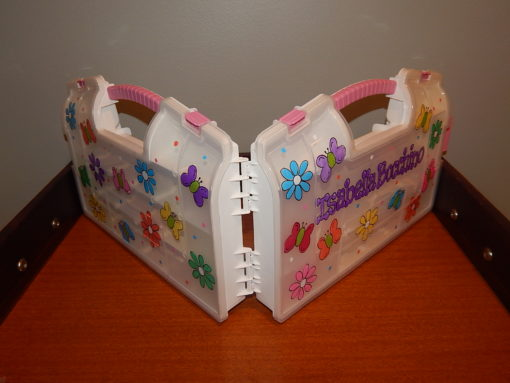 Butterfly and Daisy Art Box